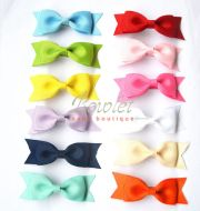 """3"""" boutique girls baby hair bows hairbow"""