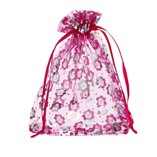 Wholesale Organza Gift Bags Jewelry Pouches Wedding