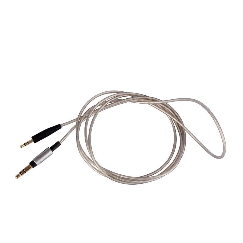Replacement Upgrade Sliver Audio Cable Cord For Bose