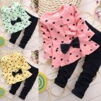 Cute Baby Girl Clothes with Bows