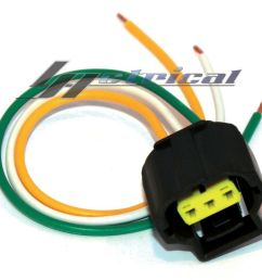details about alternator repair plug harness 3 wire pin for ford escape focus fusion 2 0l 2 5l [ 1000 x 1000 Pixel ]