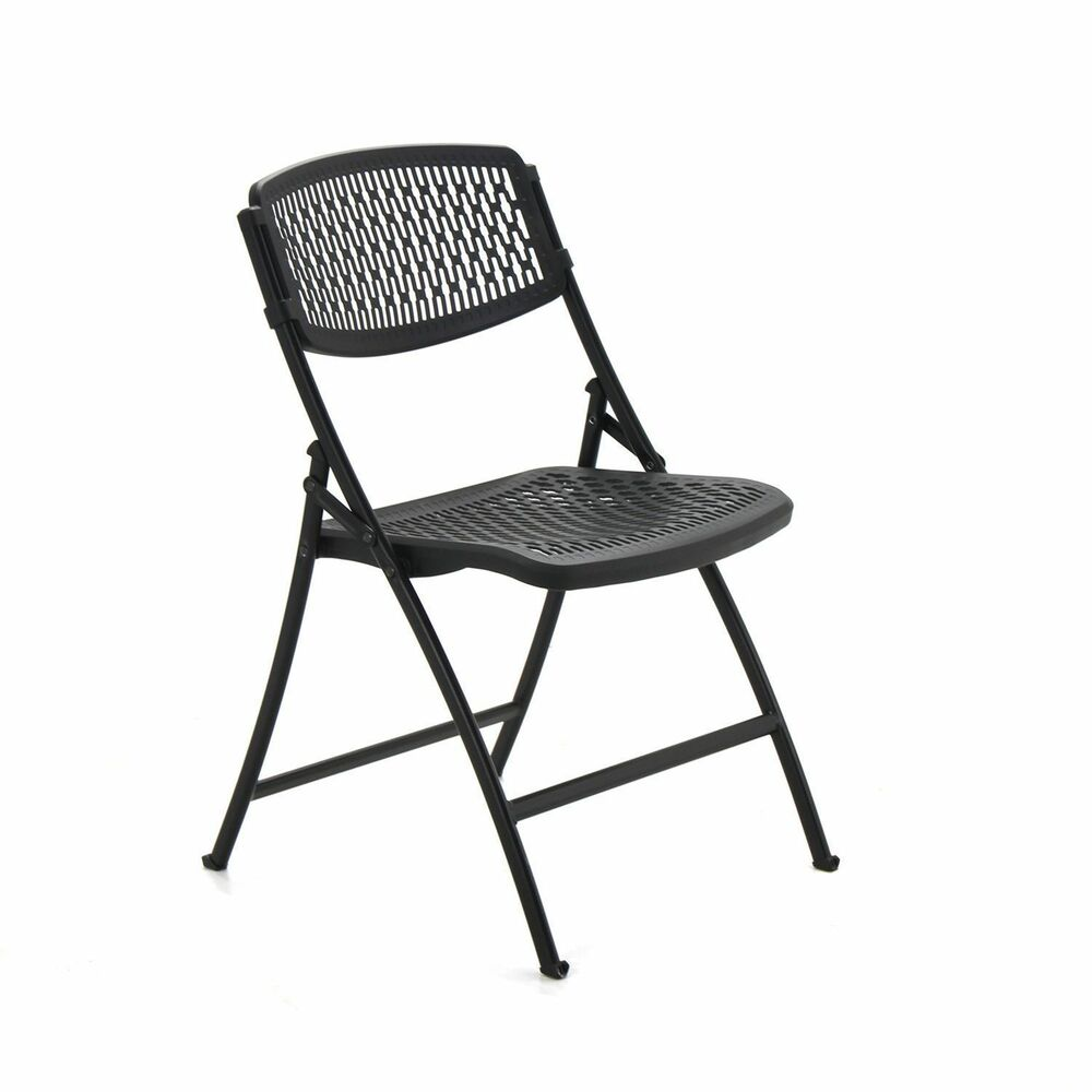 Mity Lite Flex One Folding Chair  Black FREE SHIPPING