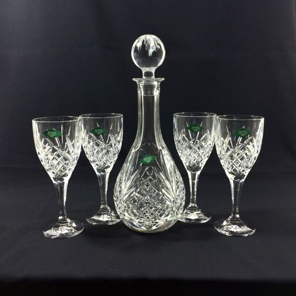 5pc Shannon Crystal