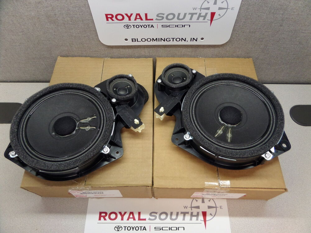 2004 Toyota Sequoia Radio Audio Amp Jbl Radio Amplifier 86280af013