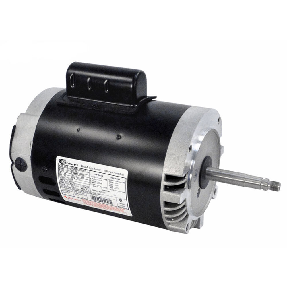 hight resolution of details about ao smith b625 3 4 75 hp pool booster pump replacement motor for polaris pb4 60