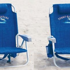 Tommy Bahama Chair Cooler Backpack Salon Chairs Images 2 Beach Blue New !!! | Ebay