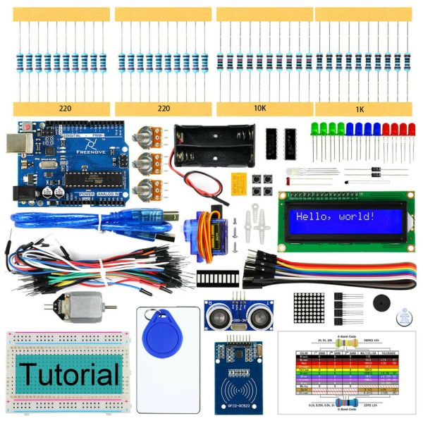 Arduino Projects Beginners Engineering - Year of Clean Water