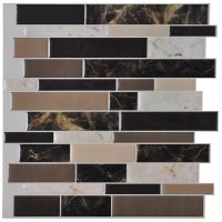 "12"" x 12"" Kitchen Backsplash Stiker Peel and Stick Tile ..."