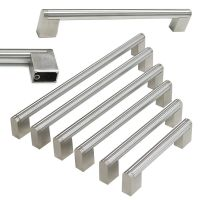 Modern Stainless Steel Boss Bar Cabinet Door Handles ...