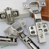 20 x GTV SOFT CLOSE 35mm KITCHEN CABINET DOOR HINGE PLATE ...