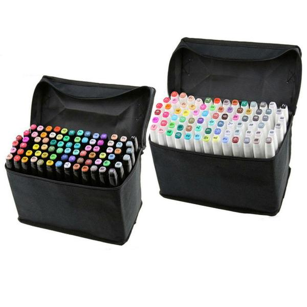 Pcs Double Sketch Markers Art Supply Drawing Painting