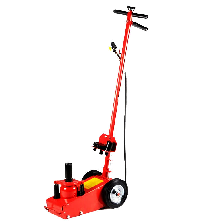 35 TON AIR HYDRAULIC FLOOR JACK  HD TRUCK POWER LIFT W HEIGHT ADAPTER  eBay