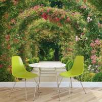 WALL MURAL PHOTO WALLPAPER XXL Garden Path Nature (2731WS ...
