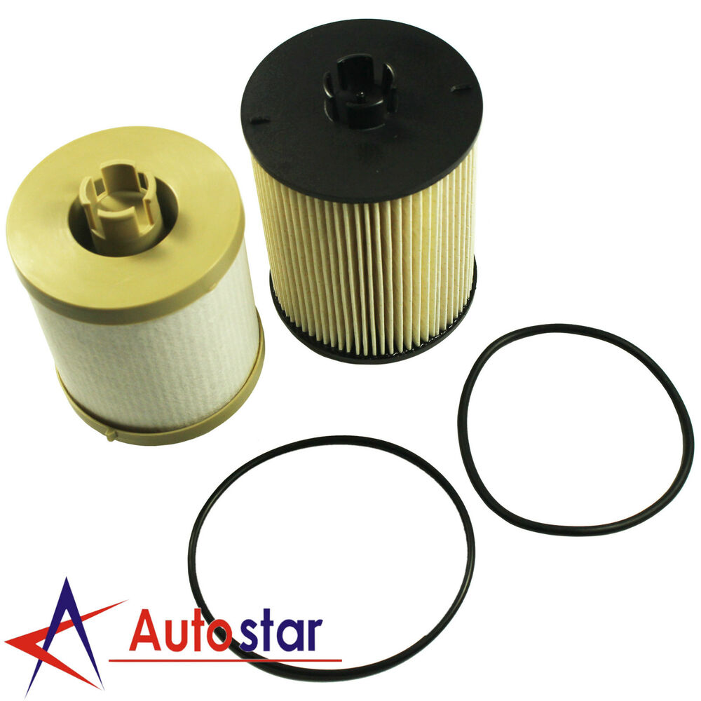 medium resolution of details about new fuel filters fd4617 for ford powerstroke f 250 f 350 f 450 super duty 6 4l