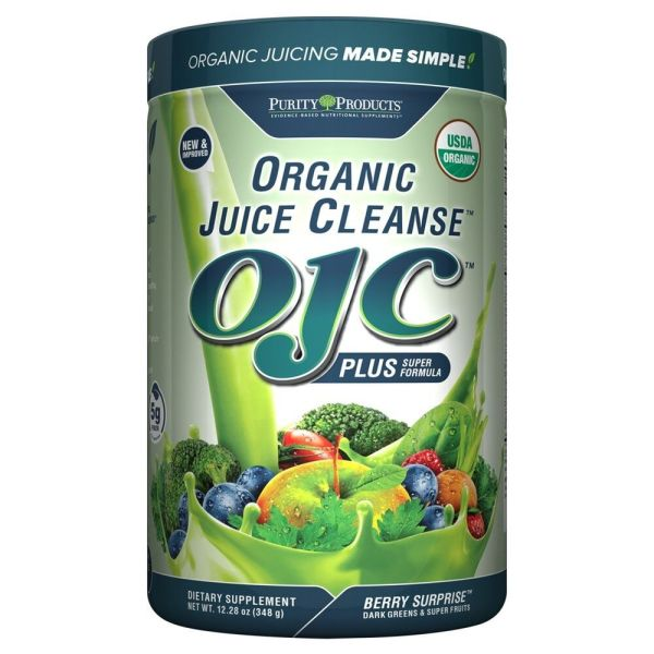 Purity Products - Certified Organic Juice Cleanse Ojc