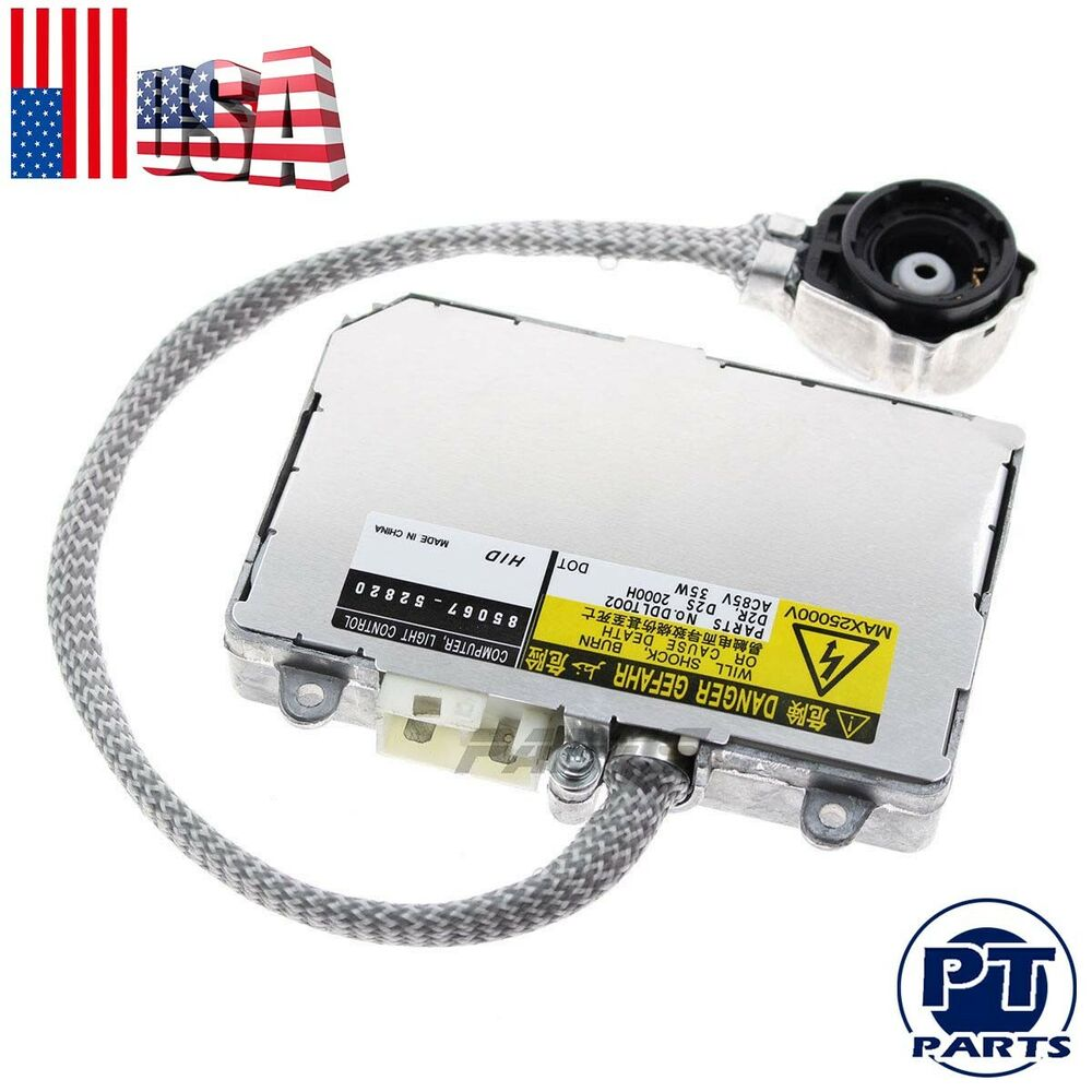 hight resolution of details about new lexus d2s d2r hid xenon ballast for denso xenon unit ddlt002 toyota