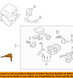 details about toyota oem 95 03 tacoma ignition lock cylinder 6905735070 [ 1000 x 798 Pixel ]