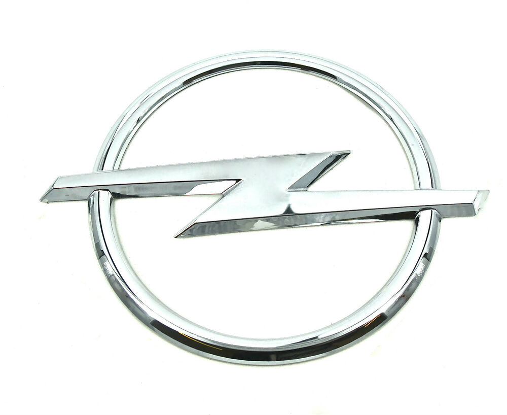 Genuine New OPEL BOOT BADGE for Astra H Hatch & Astra H