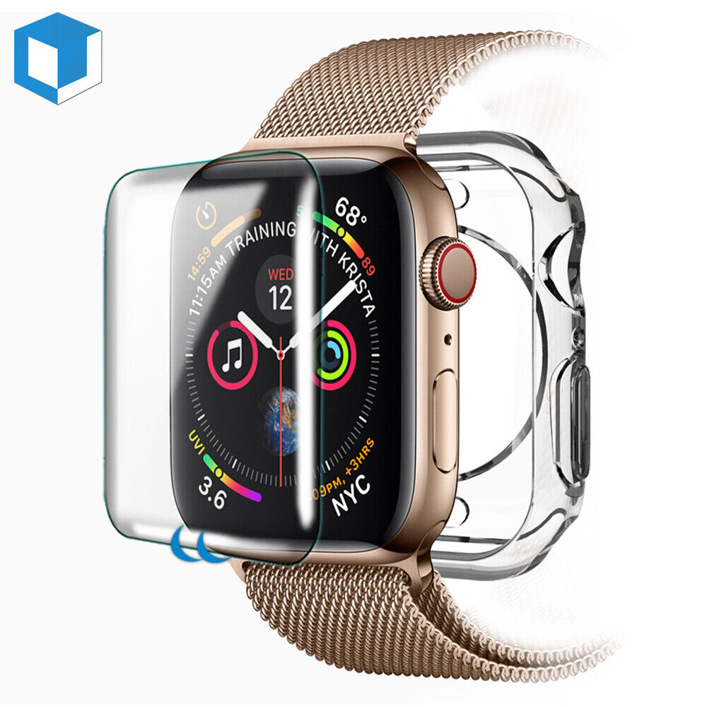 Apple Watch Series 3 2 Tempered Glass Screen Protector