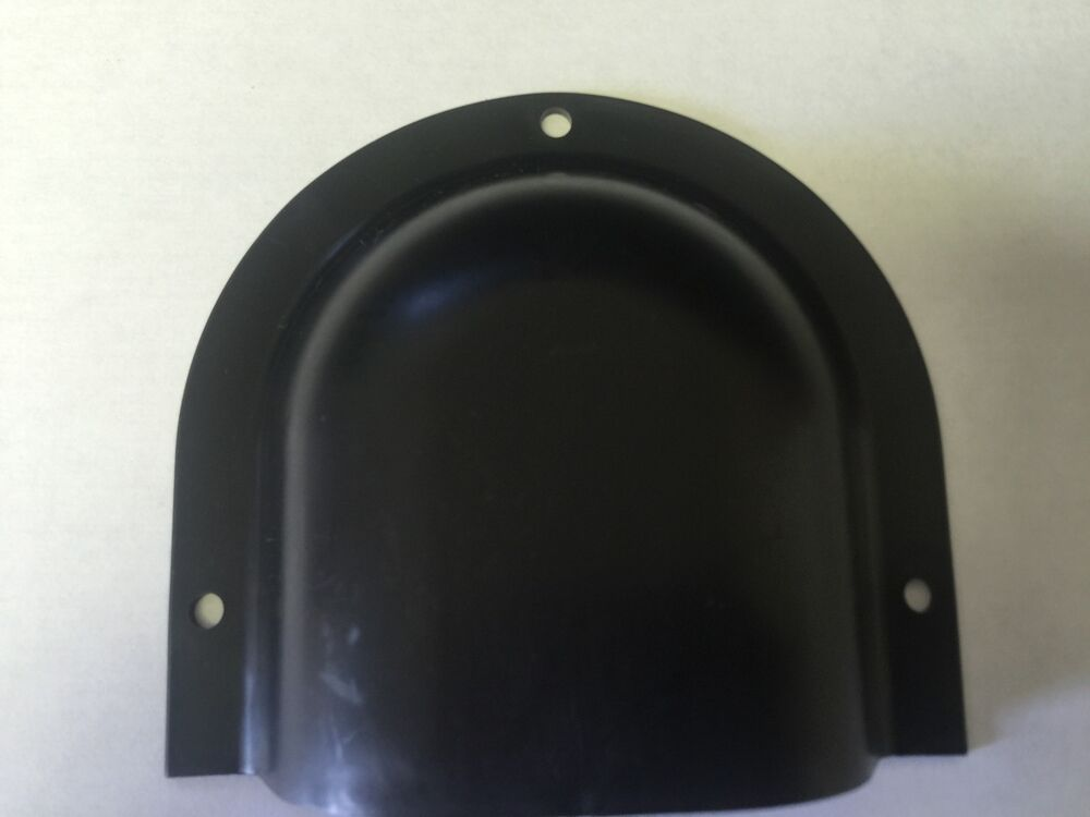 Rv Camper Trailer Exterior Horseshoe Side Vent Cover