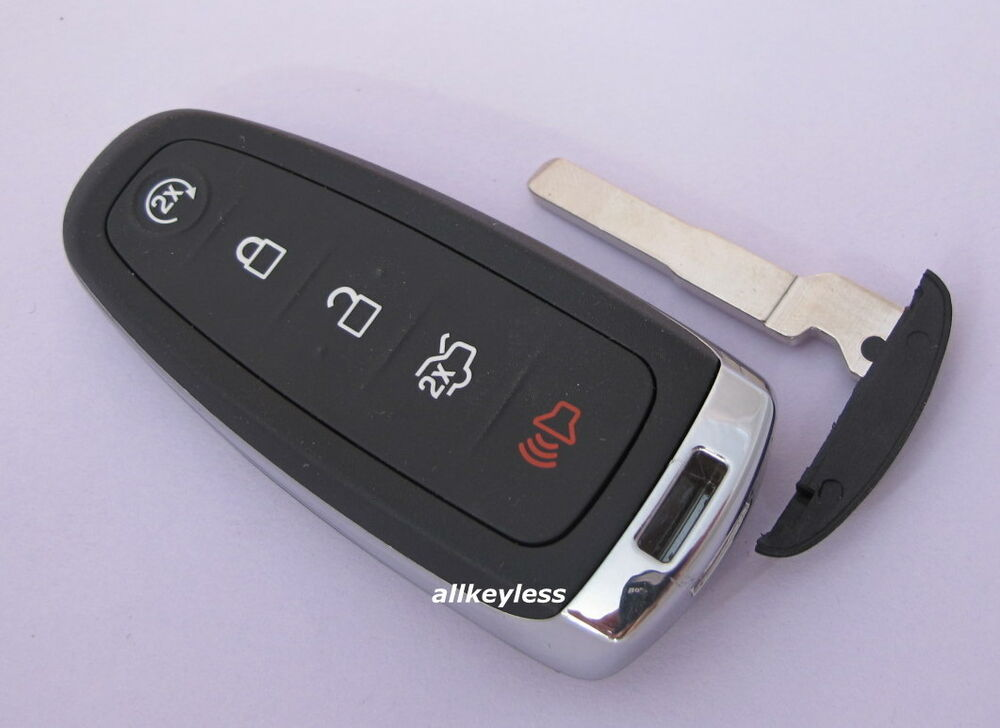 New Replacement Keyless Entry Remote Start Car Transmitter Smart Fob 5