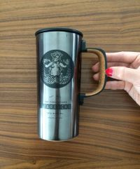 Starbucks Coffee Travel Mugs With Handle