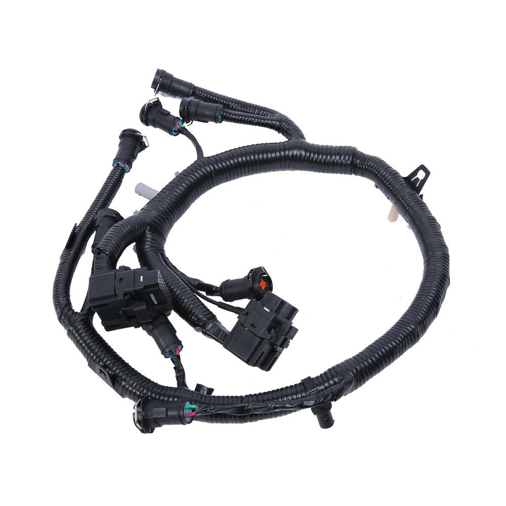 hight resolution of for 03 07 ford 6 0l powerstroke diesel oem fuel injector module wiring harness