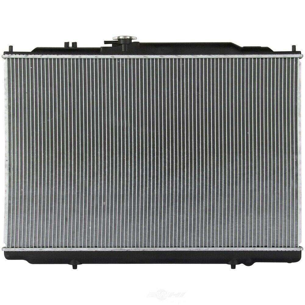 hight resolution of details about radiator spectra cu2740