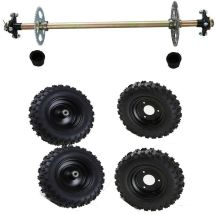 Go Kart Rear Axle Kit - Year of Clean Water