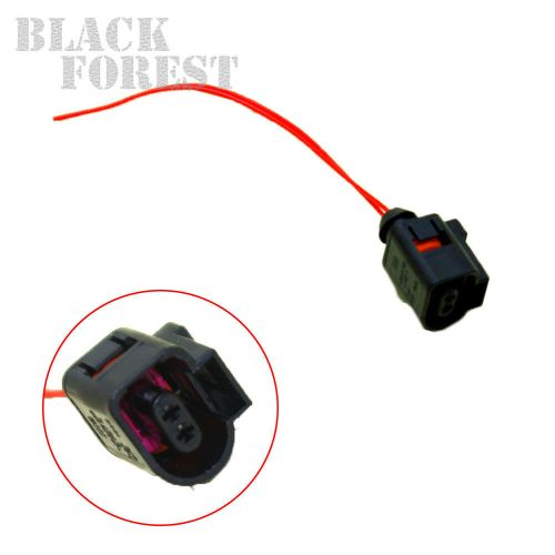 small resolution of details about 2 pin connector plug electrical harness wiring for vw golf audi a3 a4 1j0973702