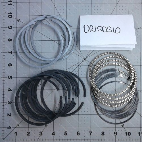small resolution of details about wisconsin part dr15ds10 set piston ring o s laq