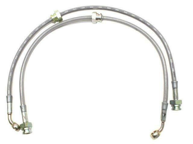 Diftech Brake Line Stainless Steel Braided Stock