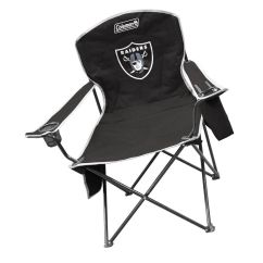 Oakland Raiders Chair Adirondack Set Of 2 Nfl Cooler Quad All Team Options Details About