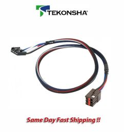 details about tekonsha 3035 brake control wiring harness for 10 16 ford lincoln l rover 3035 [ 1000 x 1000 Pixel ]