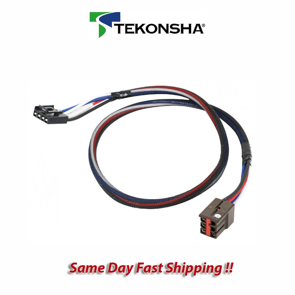 medium resolution of details about tekonsha 3035 brake control wiring harness for 10 16 ford lincoln l rover 3035