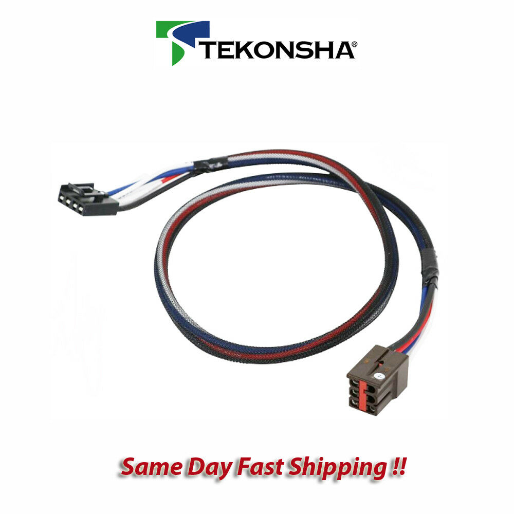 hight resolution of details about tekonsha 3035 brake control wiring harness for 10 16 ford lincoln l rover 3035