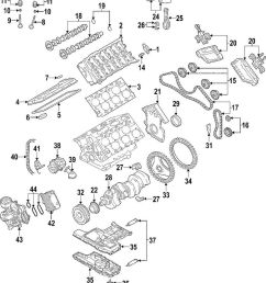 details about audi oem 05 07 a8 quattro engine timing cover 07c109204j [ 803 x 1000 Pixel ]