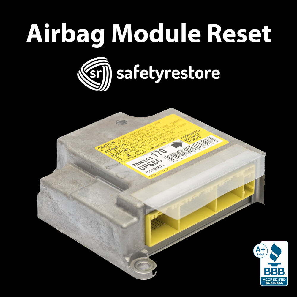 hight resolution of details about toyota camry airbag module reset clear crash data hard codes light reset