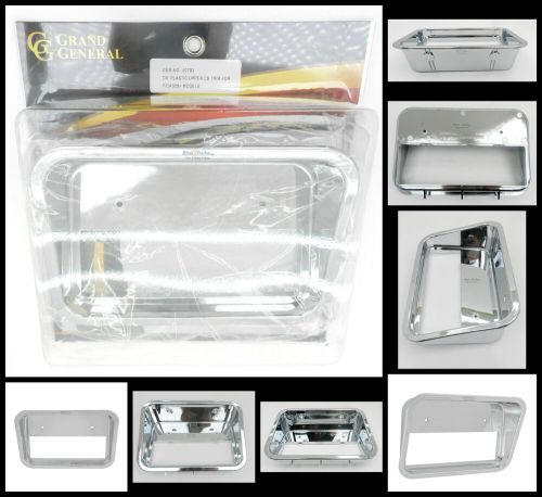 small resolution of details about cb trim upper drivers side chrome plastic freightliner cascadia 2008 up 67793