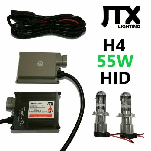 small resolution of details about hi lo 55w h4 hid kit suits toyota hilux sr5 dual cab single king surf forerunner