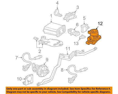 small resolution of details about gm oem a i r system check valve 12619128