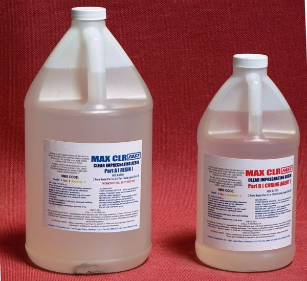 Crystal Clear Epoxy Casting Resin