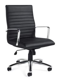 Lot of 6 Executive Conference Room Table Chairs | eBay