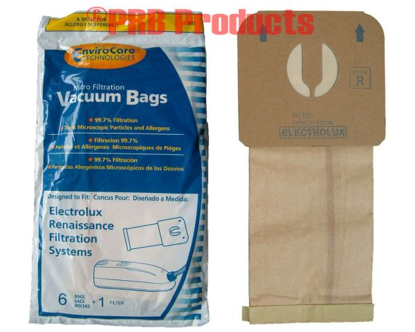 Style Electrolux Guardian Series Canister Type Vacuum Cleaner Bags Filter