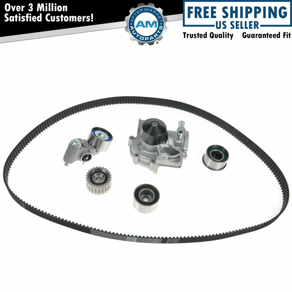 GATES Timing Belt Component Kit w/ Water Pump For 02-05