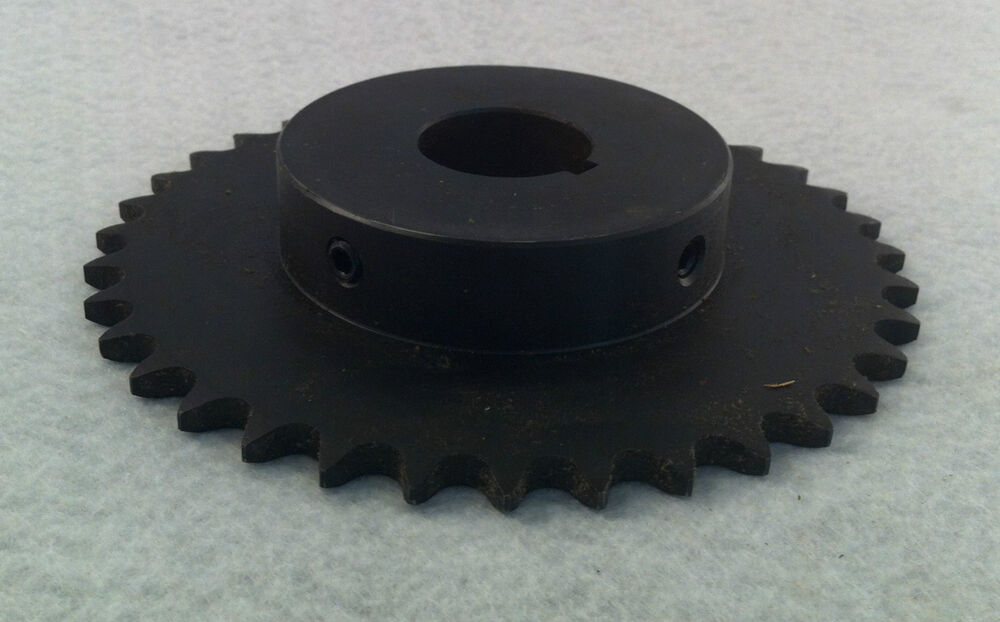 41 Chain 36 Tooth 1 14 Bore Sprocket Part 41B36114