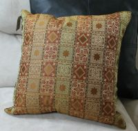 Pillow Gold Accent Decorative Designer Cover Home ...