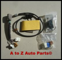 2005-2015 nissan frontier 4- flat trailer tow towing