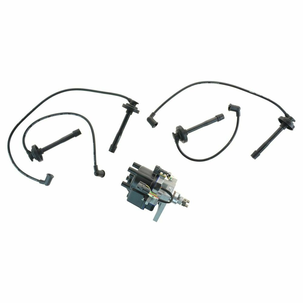 Ignition Distributor Cap & Rotor Wires for Toyota Celica