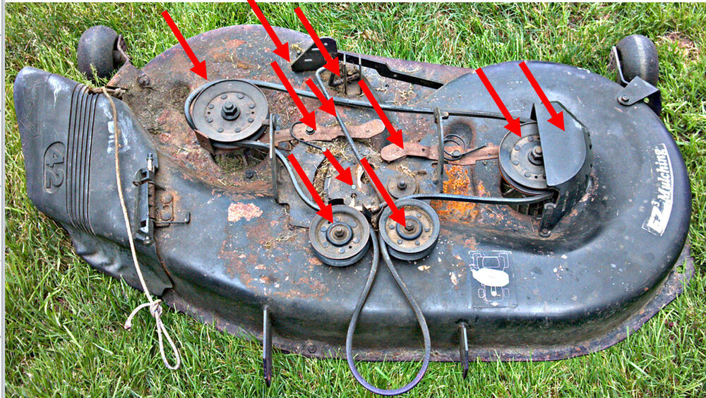 Diagrams Also Lawn Tractor Wiring Diagram Also Riding Lawn Mower